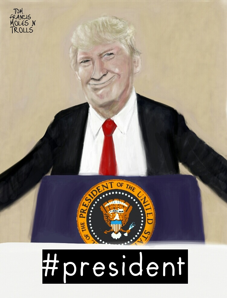 francis-trump-victory