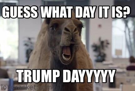 trumpday