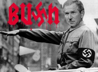 cartoon-nazi-bush