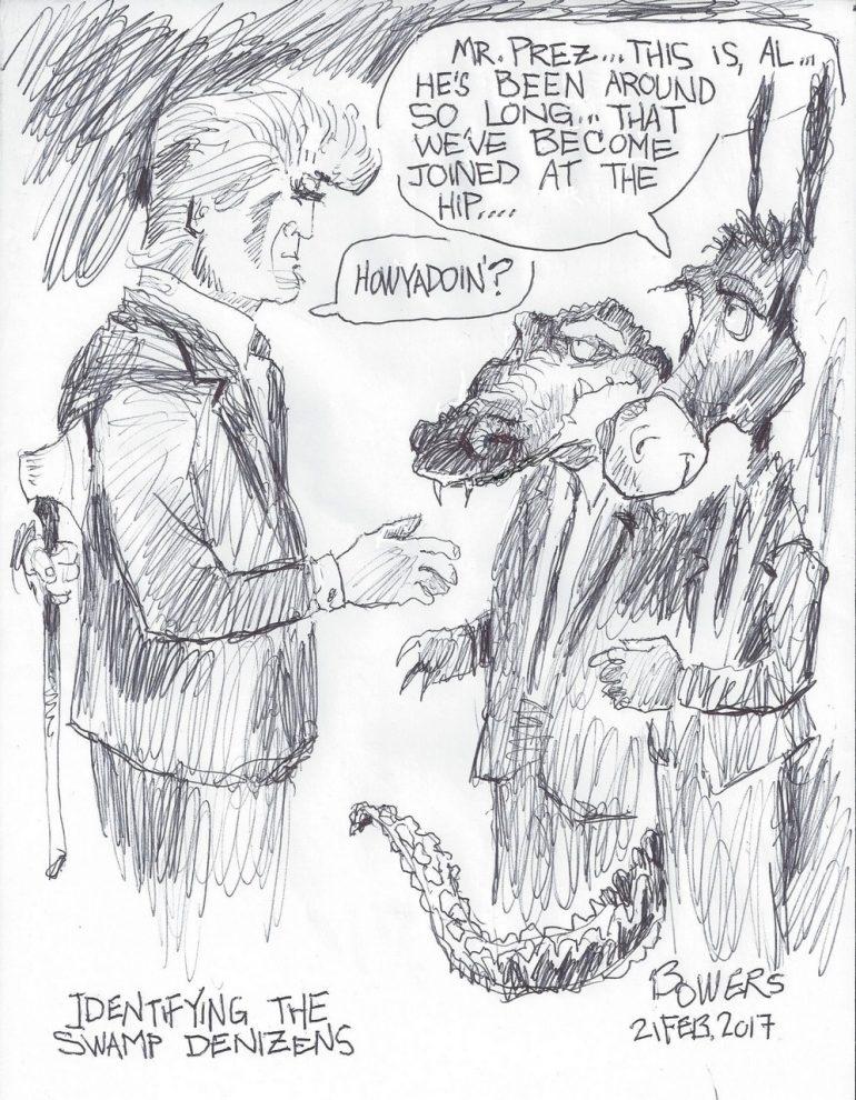 trump-swamp