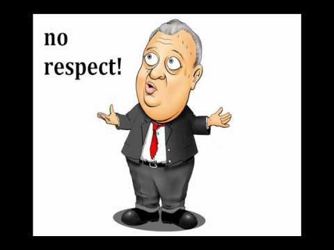 no-respect