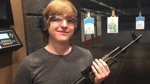 The Left Would Call This Young Man A 'Terrorist' – We Think He Was Raised Properly