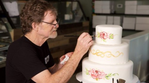FASCISM: Colorado's Going After The Christian Cake Shop Owner Again