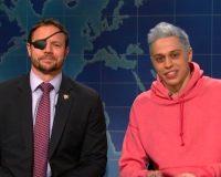 Congressman-Elect Dan Crenshaw Roasts Pete Davidson On SNL