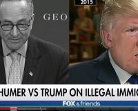 WATCH: Hillary & Schumer Were PRO-Border Security Until Trump – Damning Video