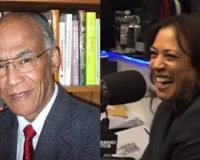 Sen. Kamala Harris's DAD Is Upset That She's Pushing The Stereotype Of 'Pot-Smoking Jamaicans'