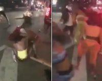 WATCH: Massive Bikini Brawl Breaks Out On South Beach