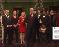 Trump Hammers SNL – Threatens Federal Investigation