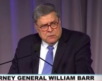 AG Barr Hammers Activist Judges With Truth Bomb — These Numbers Don't Lie