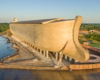 Noah's Ark Theme Park Suffers FLOOD Damage