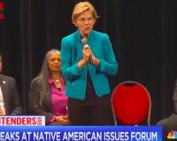 WATCH: Sen. Elizabeth 'Pocahontas' Warren APOLOGIZES To Native Americans And SCRUBS DNA Test From Her Website