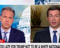 Buttigieg Says Trump Voters Are 'Looking The Other Way' On Racism (VIDEO)