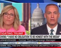 MUST WATCH: Corey Lewandowski CLAPS BACK At CNN Host After She Snidely Questions His Integrity