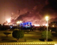 Drone Attack: Saudi Oilfields Set Ablaze, Iran Blamed — Here's The 411