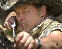NEW RULES: Ted Nugent Says State Rules On Hunting Will Trigger Civil Disobedience .. Is He Right?