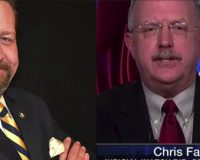 Chris Farrell (Judicial Watch) Claims Ukraine Ambassador Was Monitoring AMERICAN Citizens!