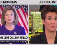 WATCH: There Is No Daylight Between The Democrats And The Media(D) On Impeachment