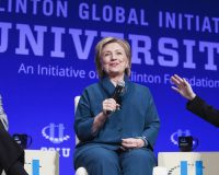 Clinton Foundation Donations Mysteriously Down 90 Percent Since Peak In THIRD Straight Year Of Losses