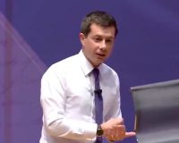 Watch: Mayor Pete Reminds White People That They 'Aren't Reminded Of Their Race All Of The Time'