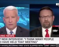 Hilarious: Anderson Cooper Gets Blasted By Seb Gorka … On His Own Show! (Video)