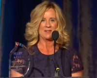 Kavanaugh Accuser Christine Blasey Ford Receives ACLU Award For 'Courage'