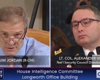 Watch: Jim Jordan Grills Vindman On Key Portion Of His Testimony
