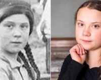 Conspiracy Theory Or Internet Joke? 19th Century Photo Sparks Claim That Greta Thunberg Is A Time Traveler