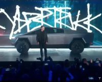 WATCH: Tesla's New CyberTruck Reveal Had A Big SNAFU … Is It 'Awesome' Or Nah?