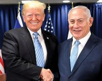 Trump Sets New Policy on Israeli Settlements… Invokes Reagan