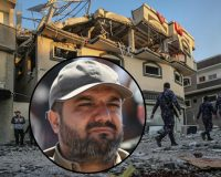 Israel Takes Out Top Jihadi — Gaza Responds With Barrage Of 170 Rockets