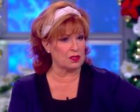 OOPS! Joy Behar Says That The Anti-Semitic Jersey City Shooters Were 'White Nationalists'