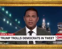 WATCH: Don Lemon Complained About Trump Meme… Now He's IN One
