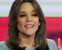WTF? Marianne Williamson Tweets (And Quickly Deletes) President Trump Had Pardoned Charles Manson — He Didn't