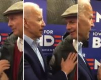 BOLD STRATEGY: Joe Biden Tells Primary Voter 'Go Vote For Someone Else'