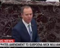 Did Rep. Adam Schiff Mischaracterize Evidence In Impeachment Hearing? New Documents Suggest He Did…