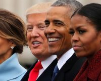 Making Lunch Great Again: President Trump Takes A Break From Dismantling Barack's Legacy To Target Michelle's