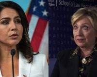 DEFAMATION: Hillary Hit With Lawsuit Over 'Russian Asset' Jab At Tulsi