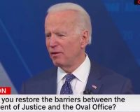 GAFFE MACHINE: Biden Claims That His Deceased Son Beau Was 'The Attorney General Of The United States' (VIDEO)