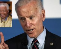 Biden Drops Nelson Mandela's Name In Crazy Story — Even NYT Calls Him Out For Lying
