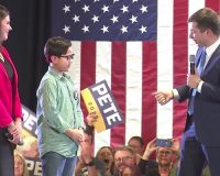 Watch: 9 Yr. Old Boy Asks Preachy Pete Advice On How To Come Out As Gay — Here's Pete's Response