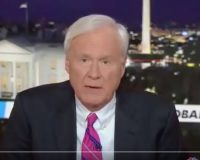 Chris Matthews Gives Grovelling Apology To Bernie… But Trump, Not So Much