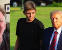 WATCH: TDS-Sufferer Michael Rapaport Wants 'Little F***ing Barron' Trump To Be Exposed To Coronavirus