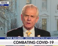 NAVARRO: China Tried To Corner The World Market In Personal Protective Equipment Including Masks (VIDEO)
