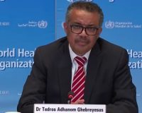 WATCH: WHO Director General Attacks Trump For 'Politicizing This Virus' Unless You 'Want Many More Body Bags'