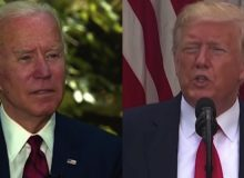 BIDEN: Trump Is Acting 'Falsely Masculine' And Is An 'Absolute Fool' For Not Wearing A Mask (VIDEO)