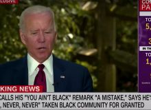 WTF? Joe Biden Blames Charlemagne Tha God For The 'You Ain't Black' Comment (VIDEO)