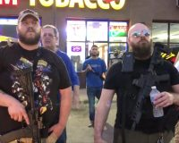 3.7 Million Views: Four Bros With Guns Stand Guard For Strangers During Riot