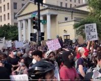 FAKE NEWS: Massive Protest In D.C. Driven By Bogus Anti-Trump News Story