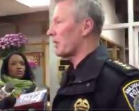 WATCH: Journo Hits White Cop With Gotcha Question — He Takes Them To Truthtown