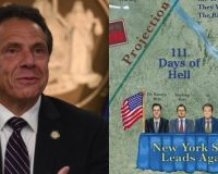 WTF? Governor Cuomo Announces COVID Commemorative Poster For Sale By New York State